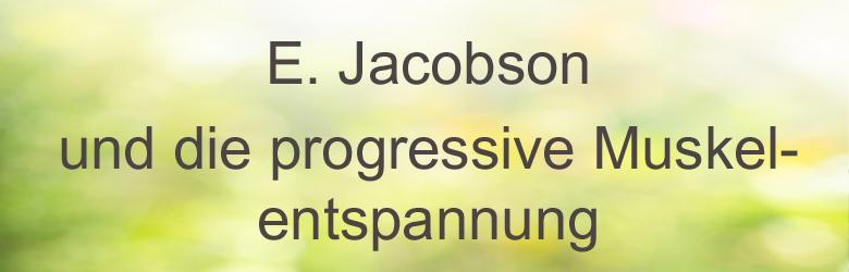 E. Jacobson - Geschichte PMR
