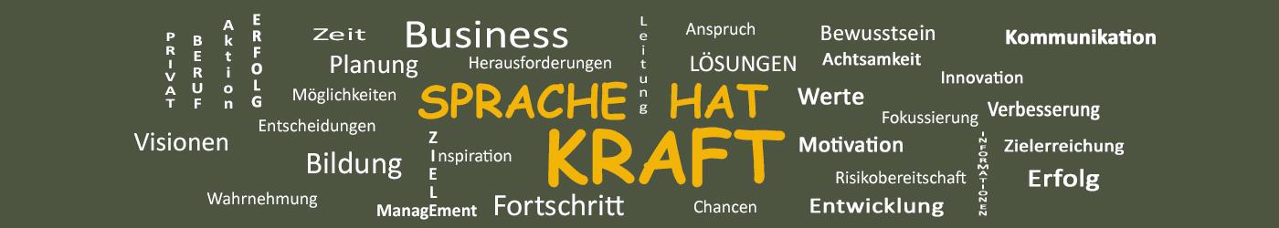 Die Kraft Der Sprache / Teil 3.3. Haltung